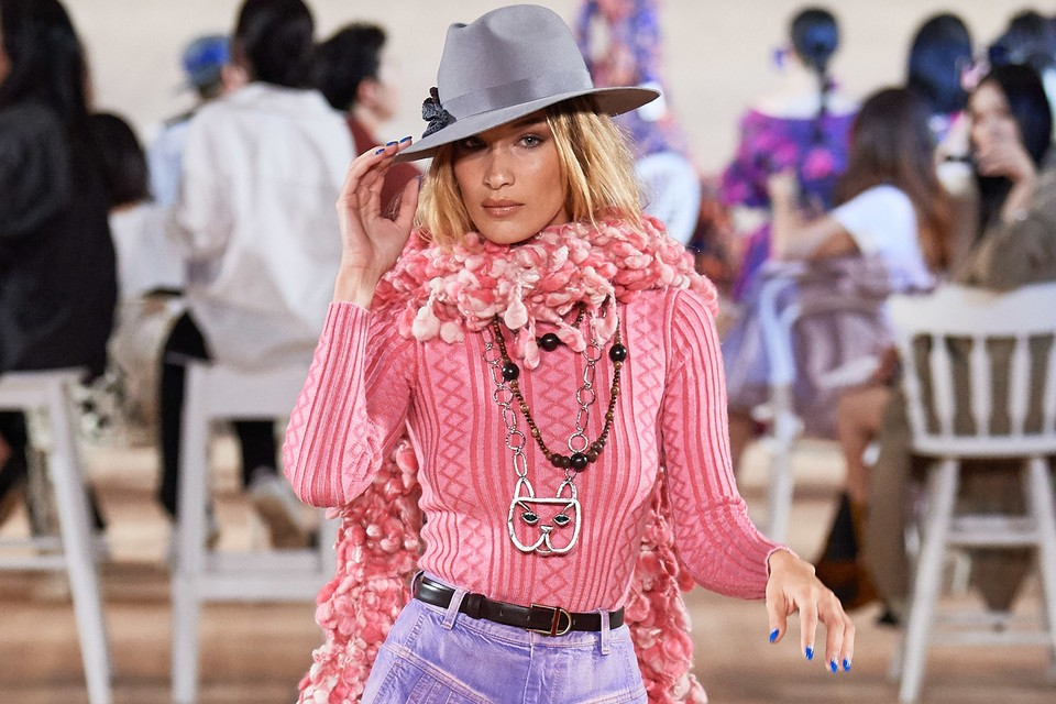 Here Are All the Looks from Marc Jacobs' Spring 2020 NYFW Runway Show