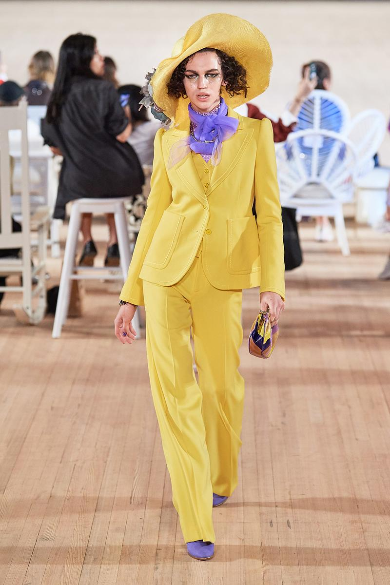 marc jacobs spring 2020 ready to wear new york fashion week nyfw runway show