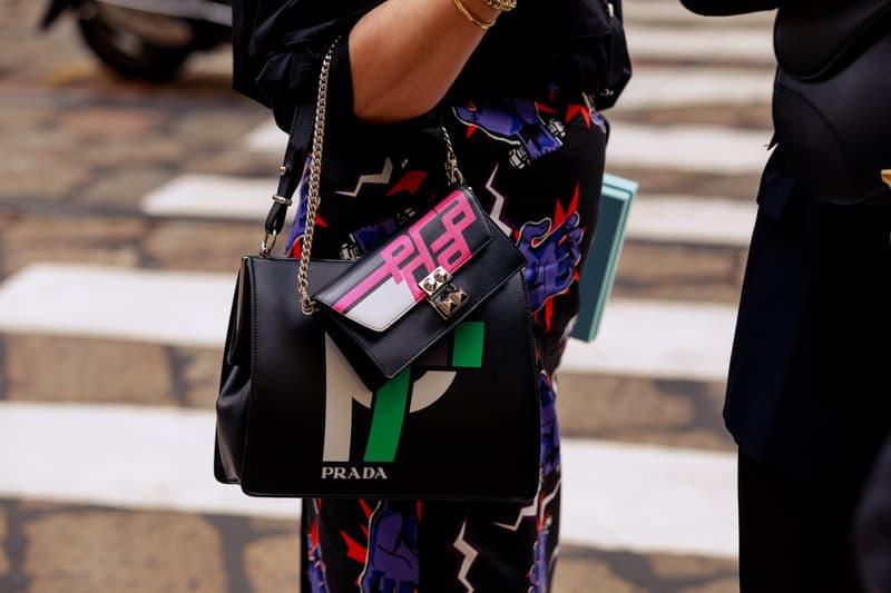 Best Milan Fashion Week SS20 Street Style Snaps Winnie Harlow Kaia Gerber ASAP A$AP Rocky Luka Sabbat Dior Gucci Prada Fashion