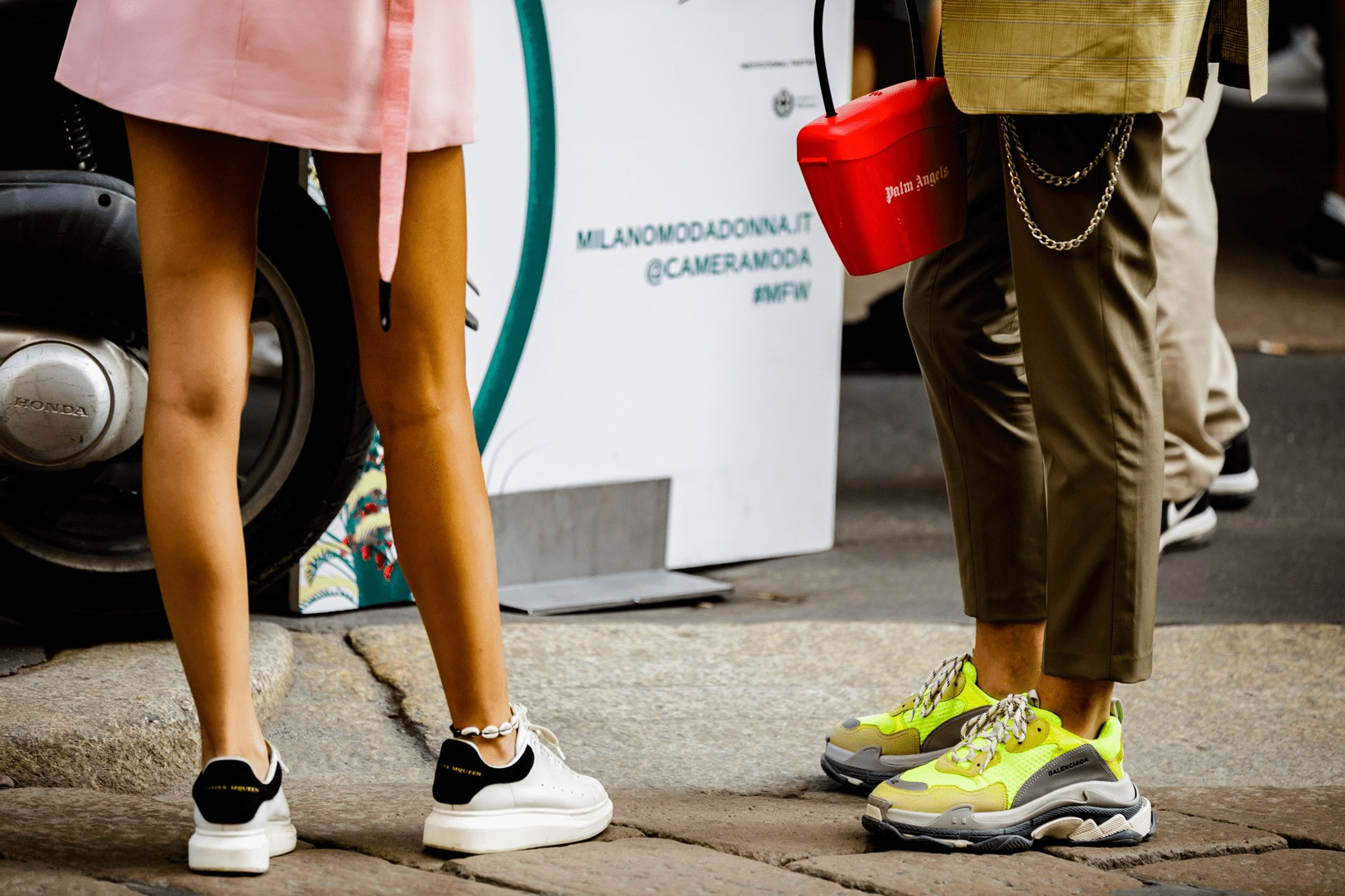 Ranked As Top-Searched Sneaker Brand