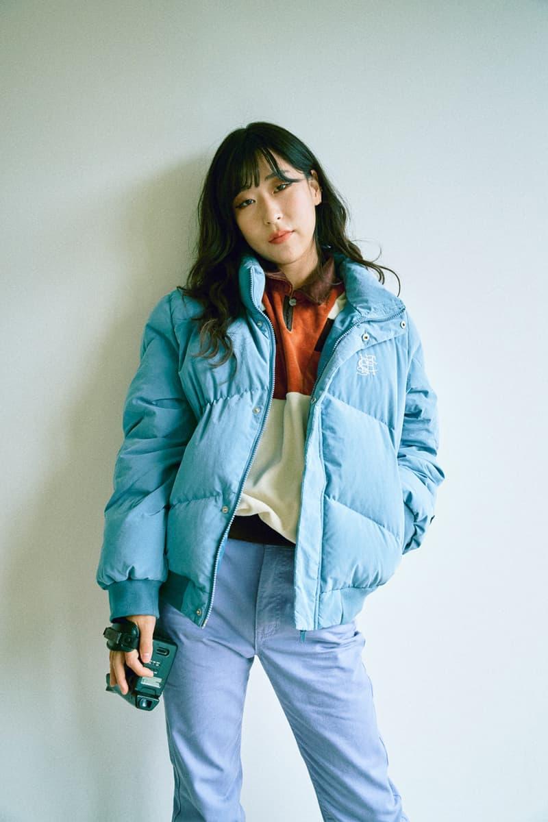 mschf fall winter lookbook streetwear seoul korea fashion bucket hat sweaters pants jackets bags