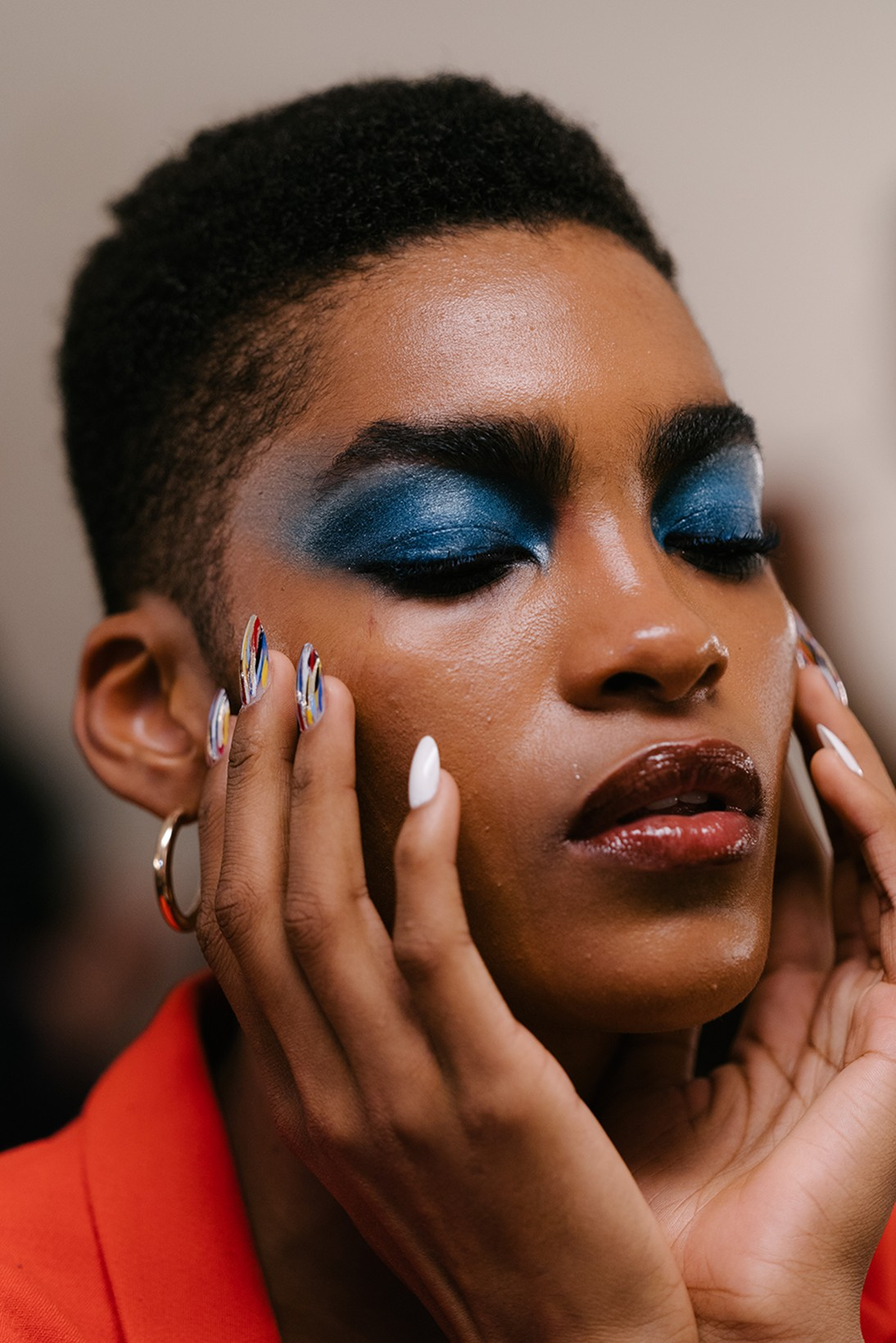Makeup Trends Spring 2020.Nyfw Ss20 Best Beauty Trends For Hair And Makeup Hypebae