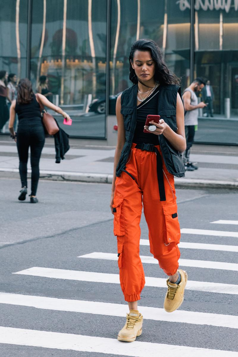 Sam Swan New York Fashion Week Photo Diary PopSockets PopMirror