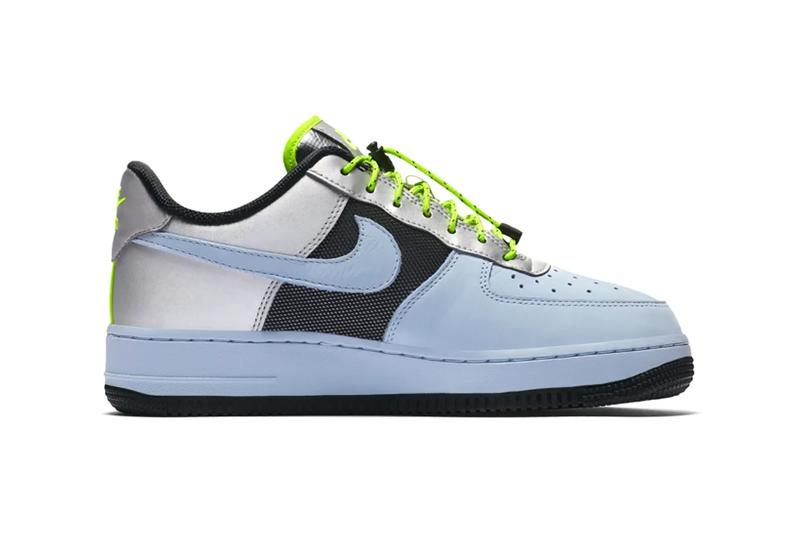 nike air force 1 af1 max tailwind 4 P-6000 womens sneakers blue green teal silver orange birds of the night release date shoes footwear sneakerhead