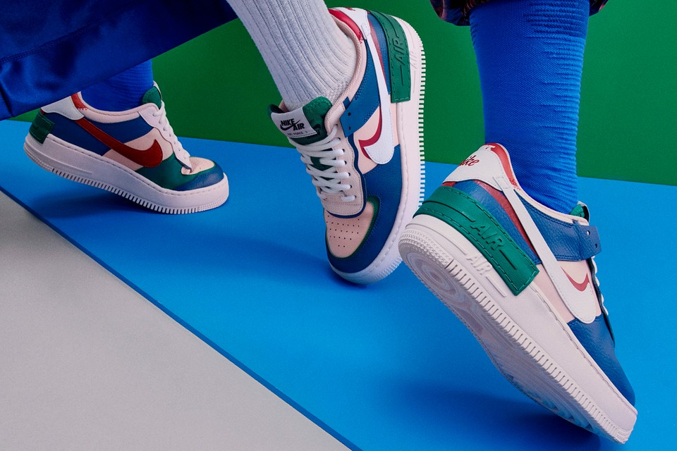 Nike's Classic Air Force 1 Receives a New Wave of Seasonal Treatments