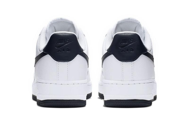 nike air force 1 af1 womens sneakers navy blue obsidian release footwear shoes sneakerhead