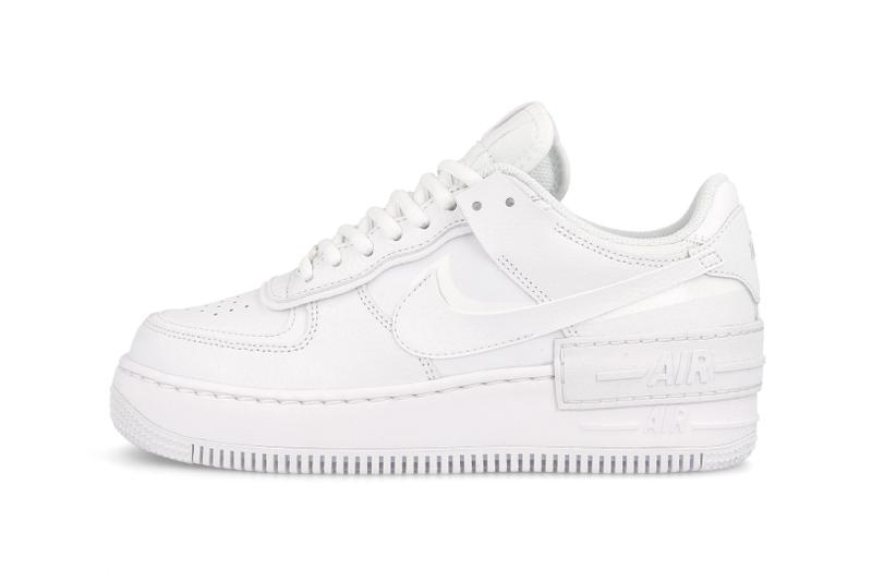 Nike Air Force 1 Shadow White