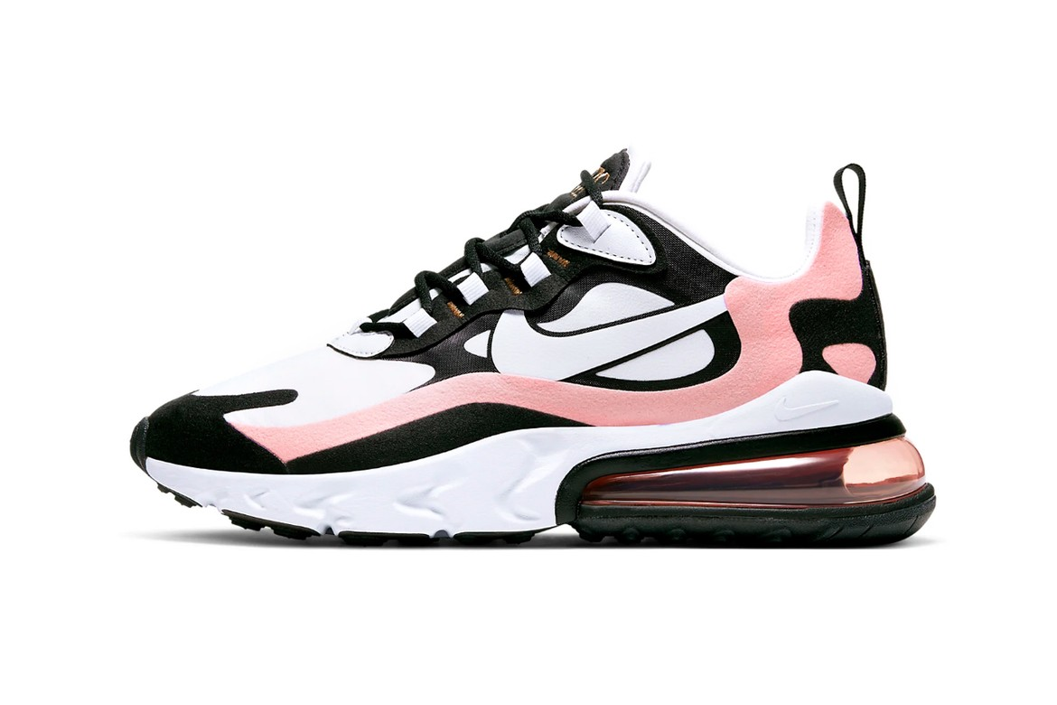 Nike Releases Air Max 270 React Bleached Coral Hypebae
