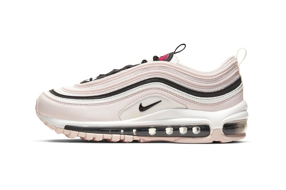 Nike's Air Max 97 Arrives in Cotton Candy Pink
