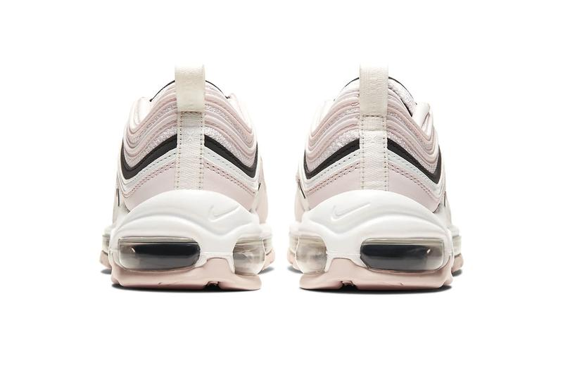 nike air max 97 womens sneakers soft pink trainers