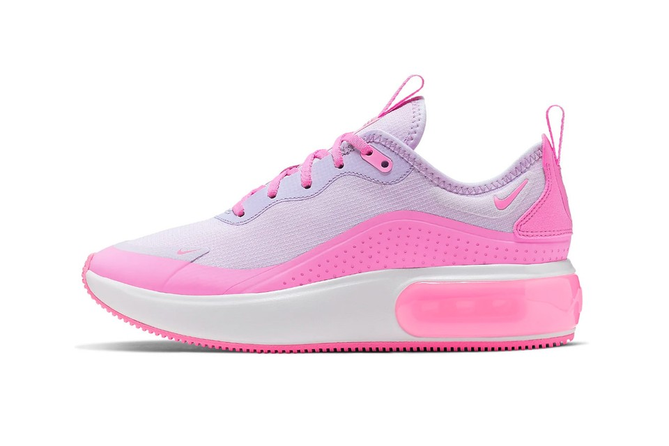 Nike's New Air Max Dia Gets Reimagined in Sweetheart Pink