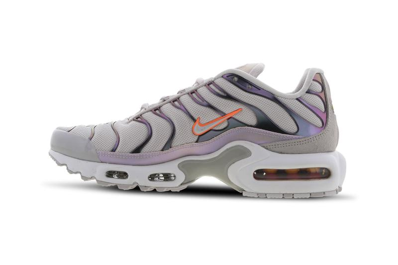 100% authentic 9a7ed 95d04 Nike Holographic TN Air Max Plus Purple White | HYPEBAE