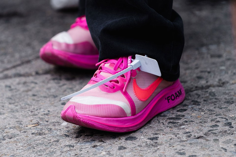 These Are the Most Popular Sneakers at New York Fashion Week SS20