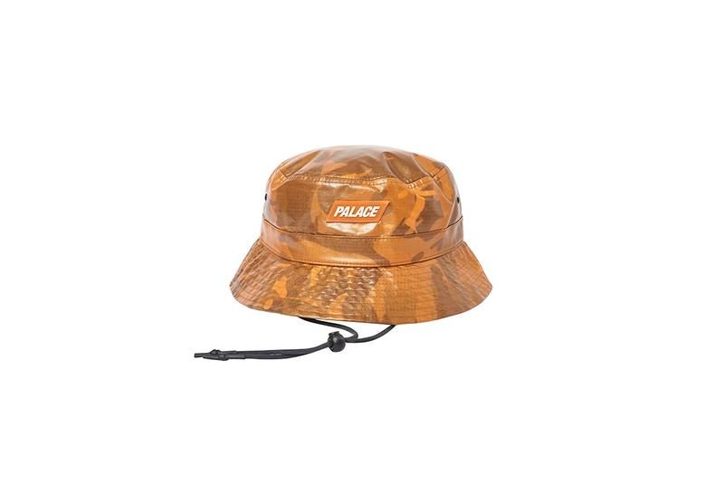 Palace Fall Winter 2019 Collection Bucket Hat Orange