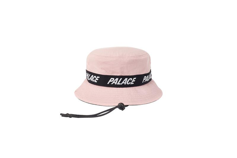 Palace Fall Winter 2019 Collection Bucket Hat Pink
