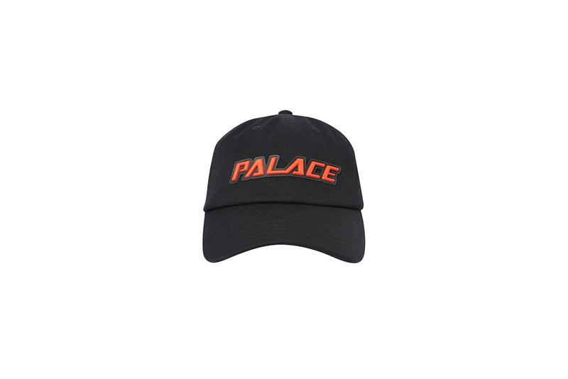 Palace Fall Winter 2019 Collection Hat Black
