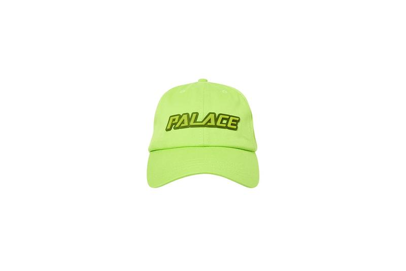 Palace Fall Winter 2019 Collection Hat Green