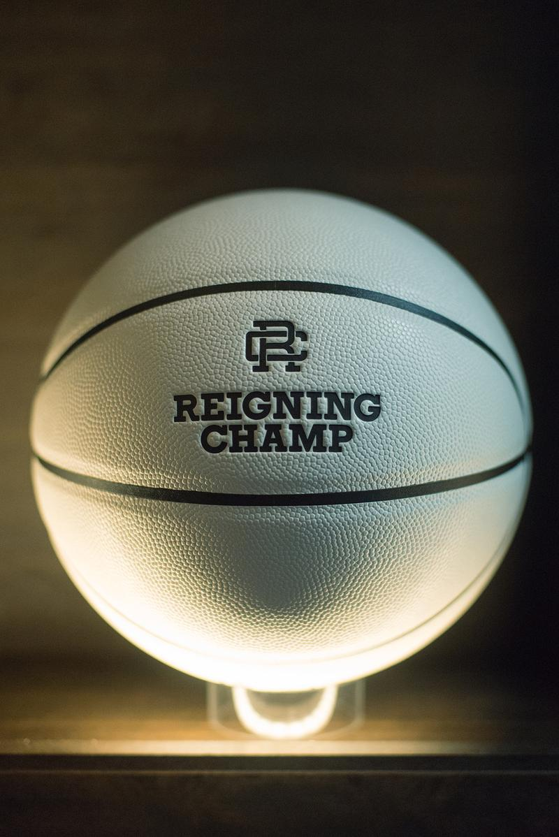 Reigning Champ AnnaLena Arena Dinner Series Sports Vancouver Canada Sportswear Brand basketball