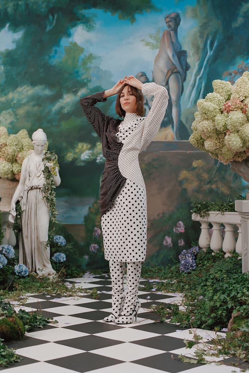 rodarte spring summer 2019 lookbook dress