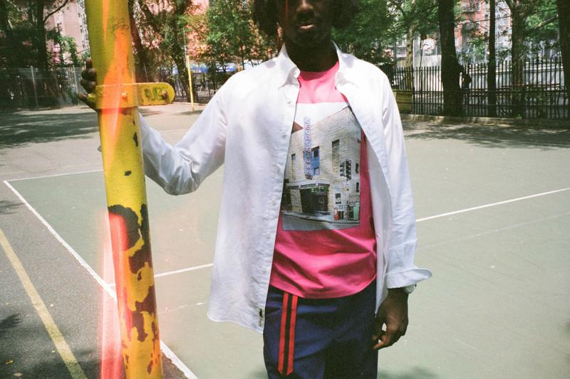 Rowing Blazers Fall Winter 2019 Lookbook Shirts Pink White