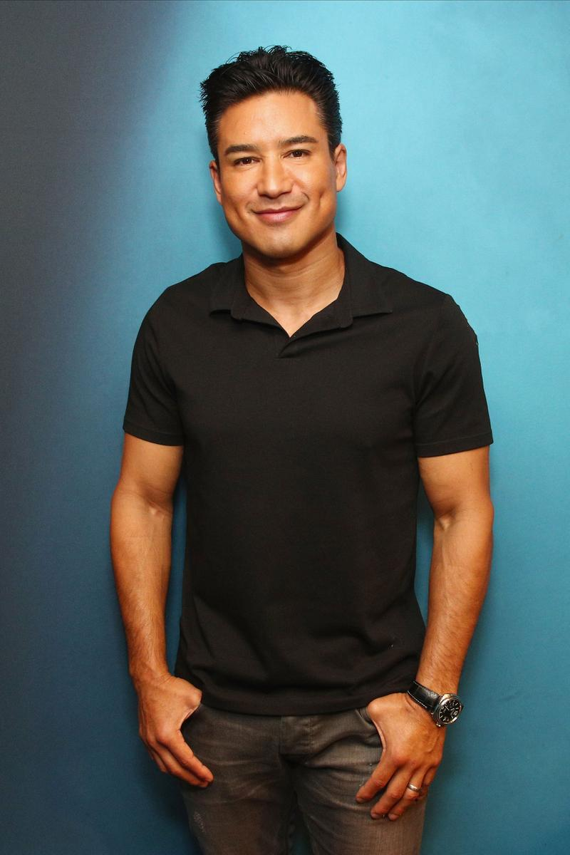 Mario Lopez Shirt Black
