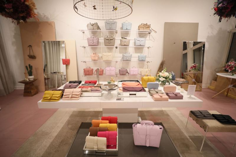 Senreve Flagship Store Opening San Francisco
