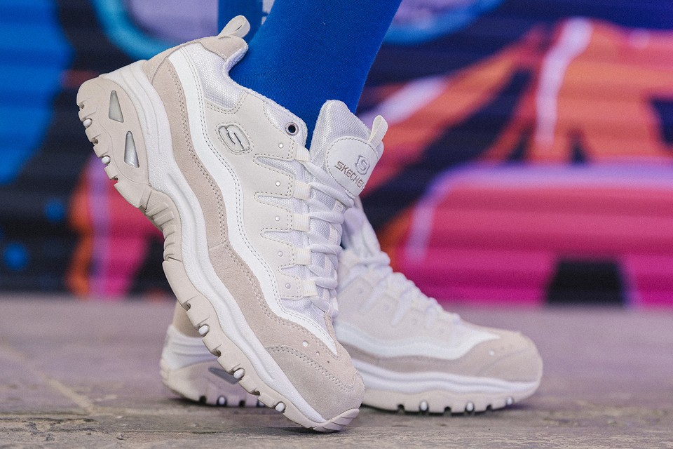 Skechers Launches Its Brand New Energy Series Inspired by Hip-Hop Culture