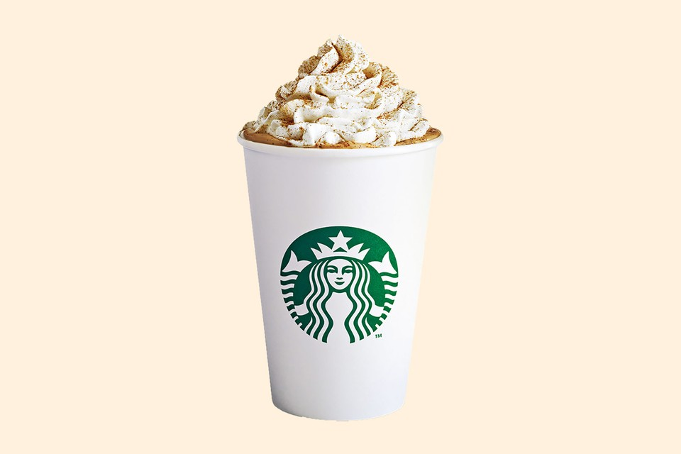 """Here's How To Order A """"Cinderella Latte"""" At Starbucks This Fall"""