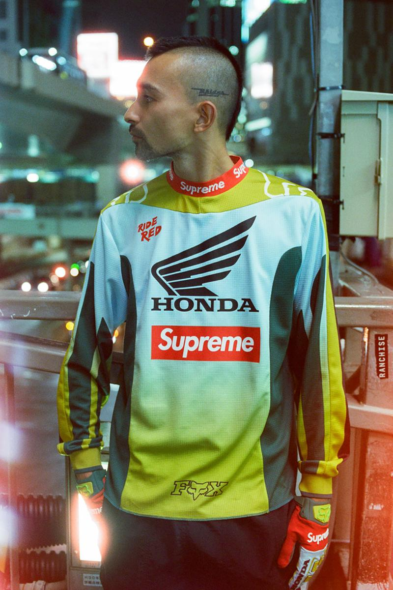 Supreme X Honda Fall 2019 Collection | HYPEBAE