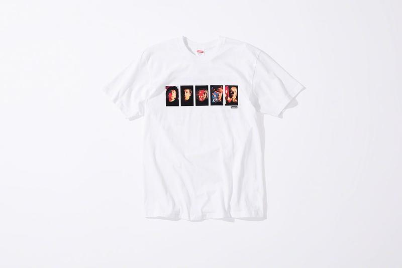 Supreme x The Velvet Underground Fall 2019 Collection T Shirt White