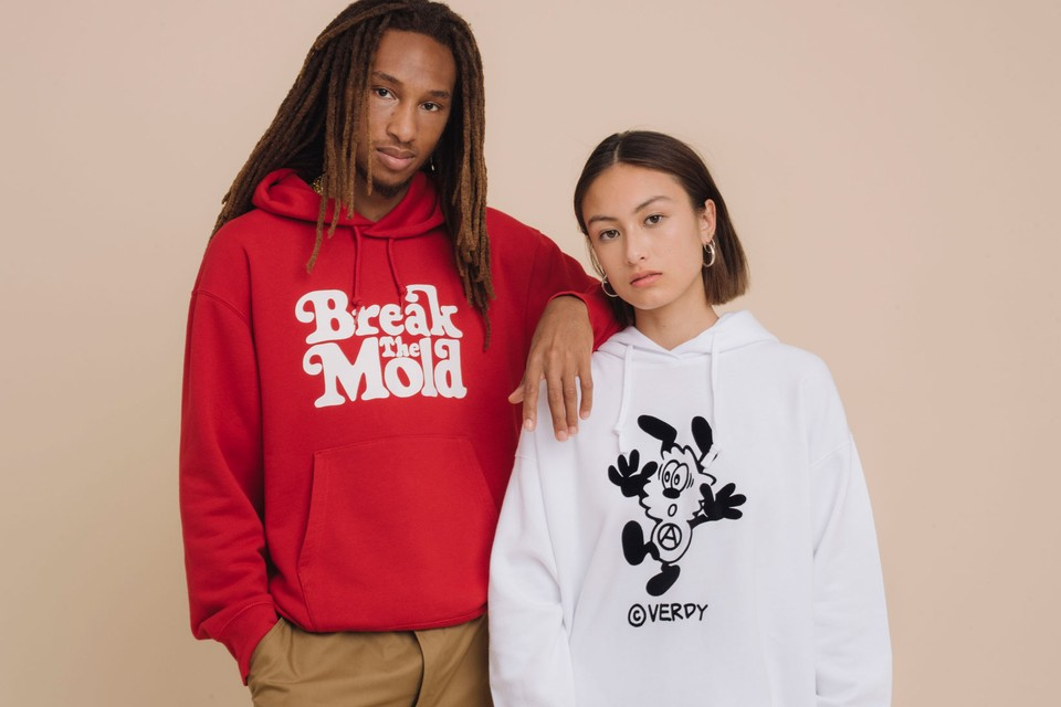 Verdy x Uniqlo UT Link up on Graphic-Filled FW19 Collab
