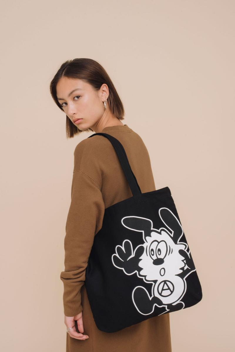 Verdy x Uniqlo UT Fall Winter 2019 Collection Tote Bag Black