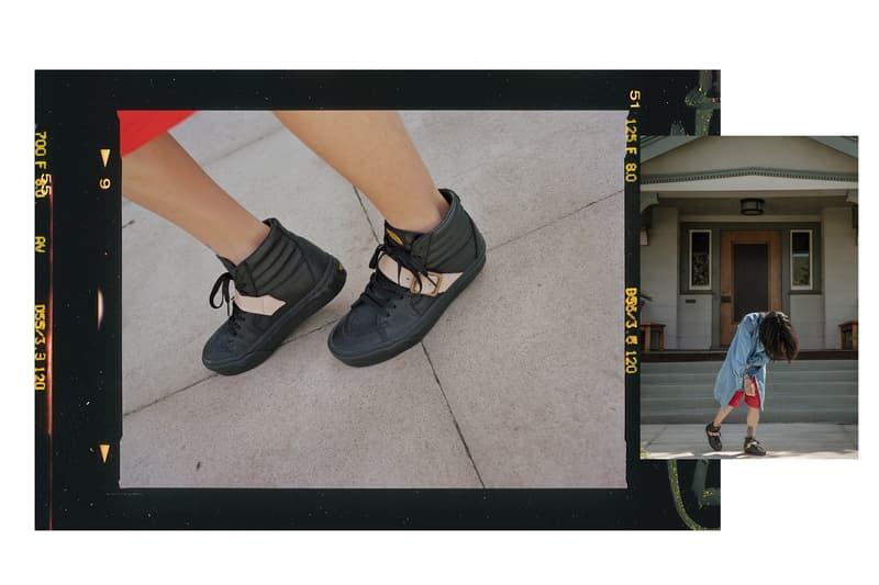 vivenne westwood vans sneaker collaboration