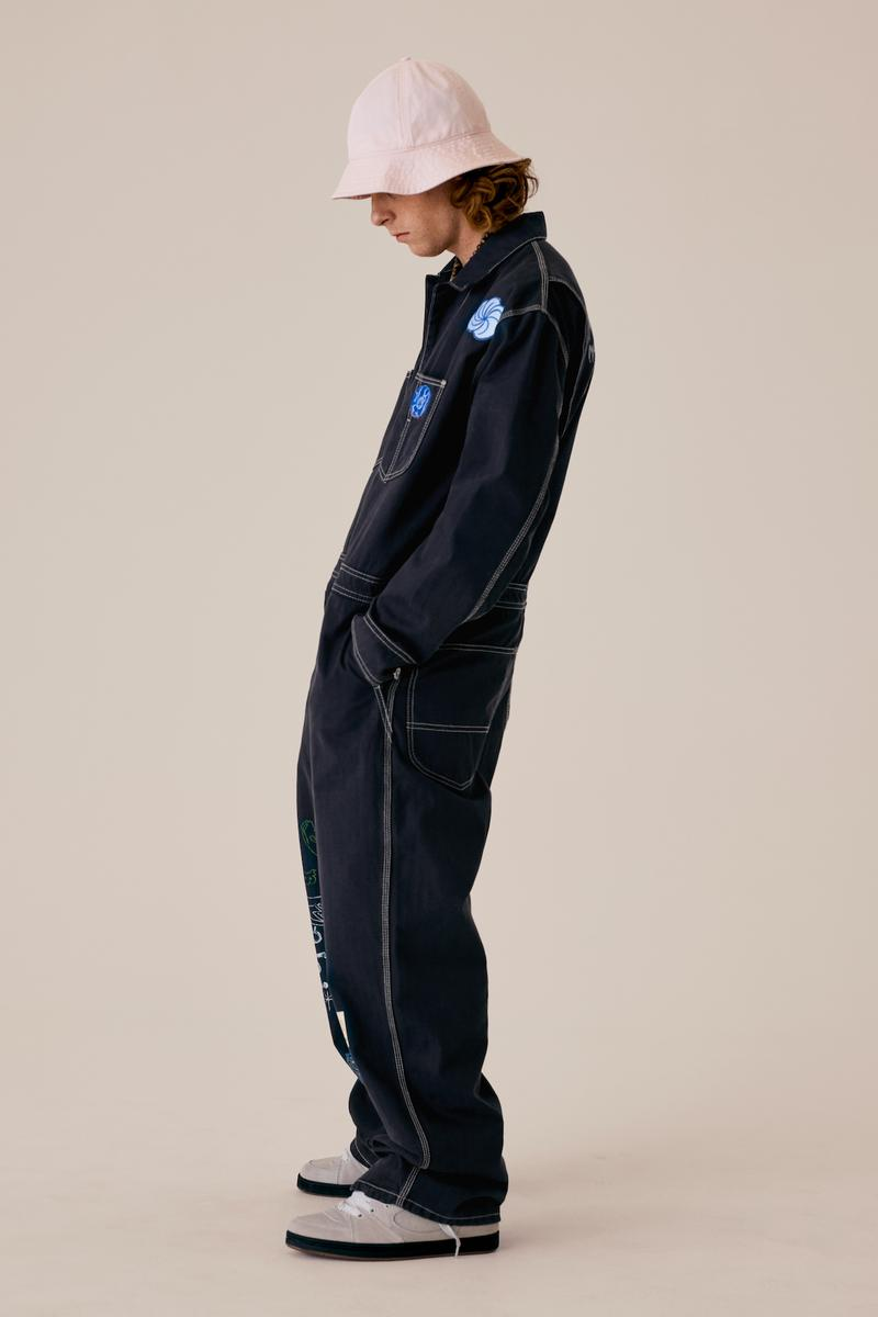 Weekday x Lee 90s Denim Collection Lookbook Drop Jeans Workwear Inspired Collaboration Exclusive