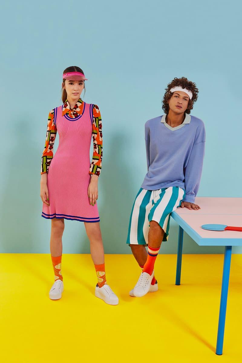 yoox superga couple twinning shoes collaboration sneakers korea irene kim