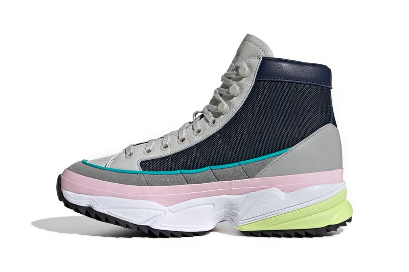 adidas Originals Kiellor Xtra Multicolor Navy Pink Green