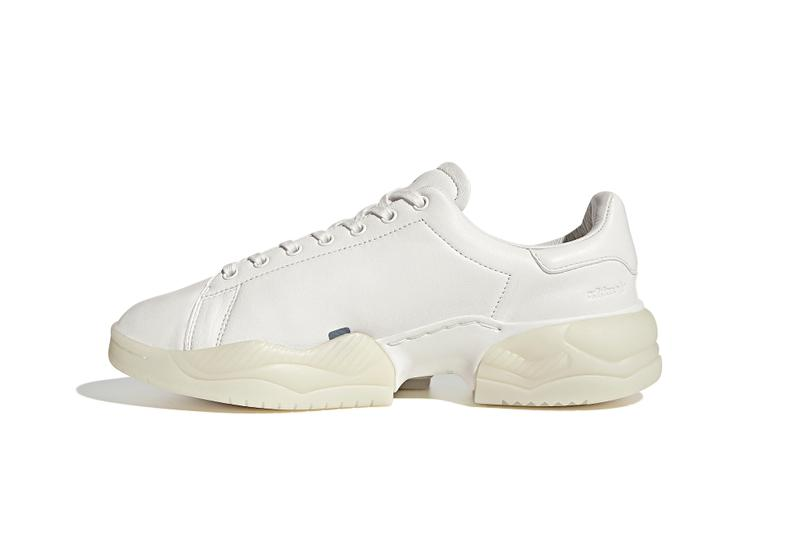OAMC x adidas Originals Type O-2 Sneaker Release Mint Green White Cream Black Color Chunky Sole Minimal Trainer Shoe Footwear