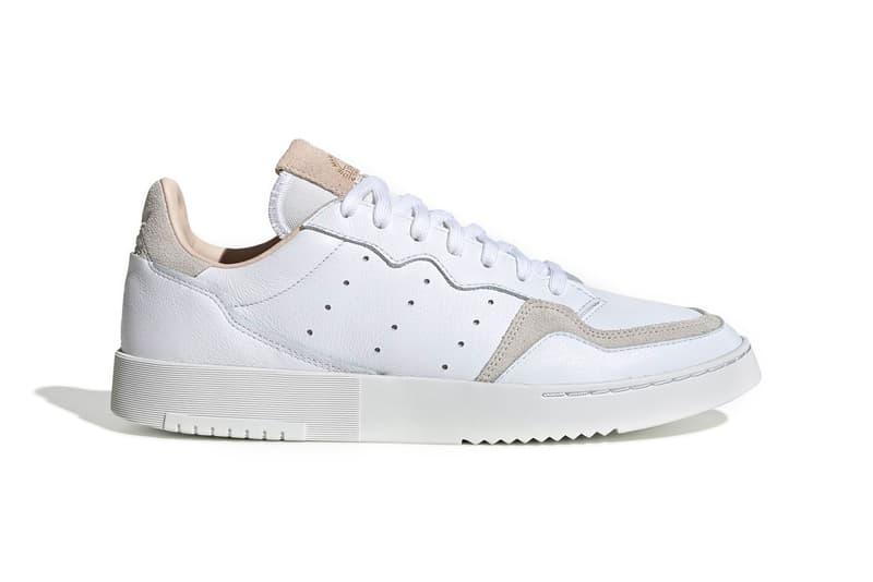 adidas Originals Supercourt Cloud White/Crystal White