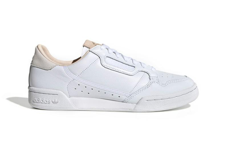 adidas Originals Continental 80 Cloud White/Crystal White
