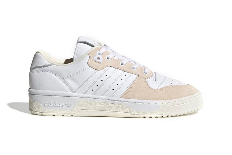 adidas Originals Rivalry Low Cloud White/Linen/Off White
