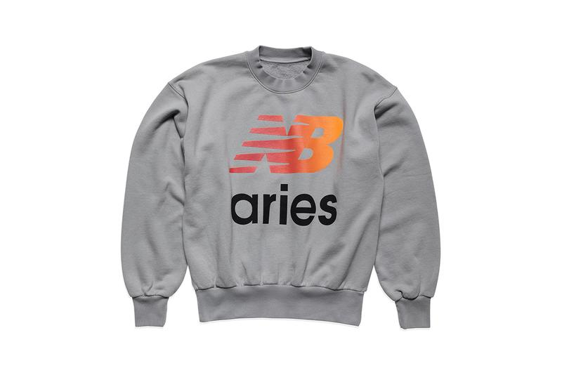 Aries x New Balance 991 Sneaker Trainers Apparel Collaboration Sofia Prantera