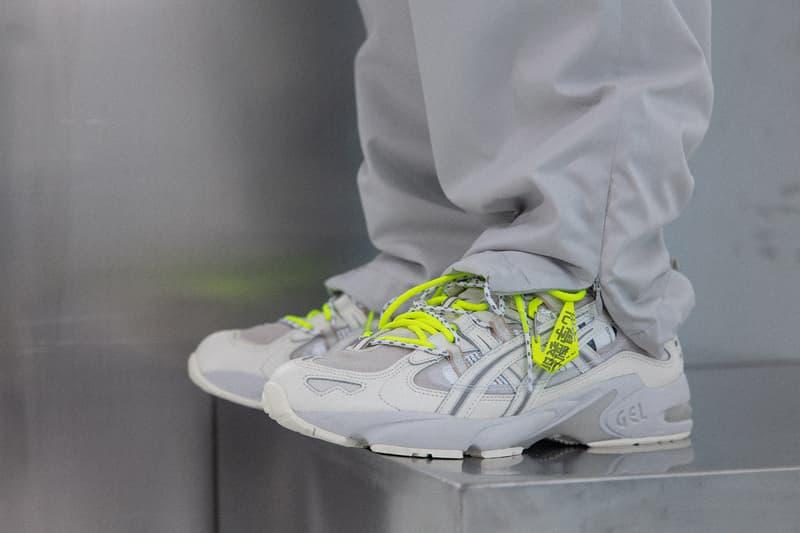 asics chemist creations collaboration gel-kayano 5 og fujitrabuco 7 sps sneakers trainers