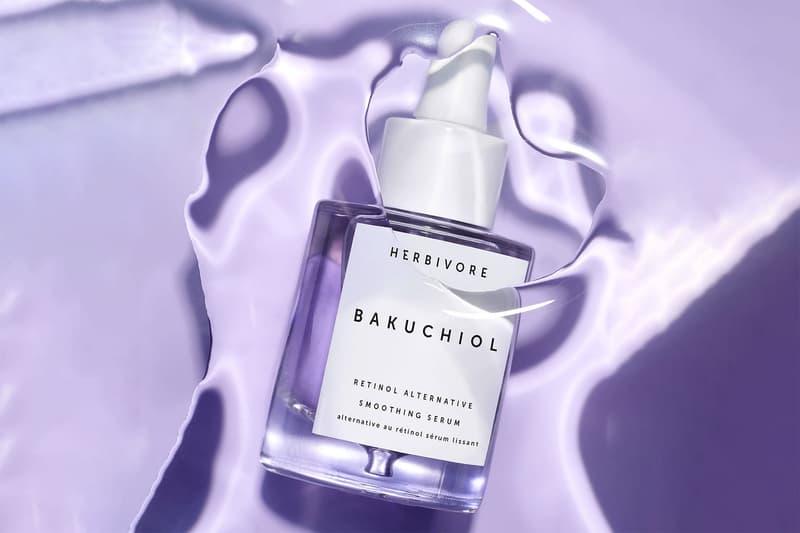 herbivore botanicals bakuchiol retinol alternative soothing serum skincare ingredient plant based