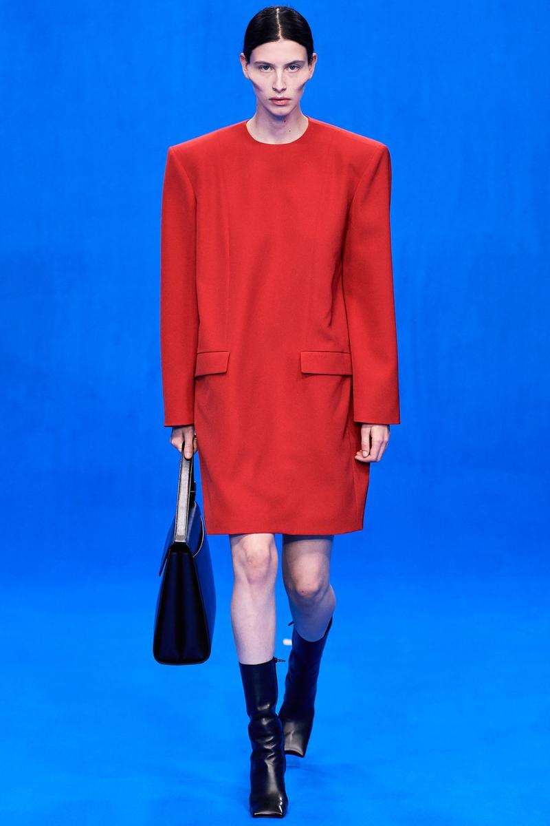 Balenciaga Demna Gvasalia SS20 Paris Fashion Week Accused Copying Rip Off London Designer Paula Canovas del Vas