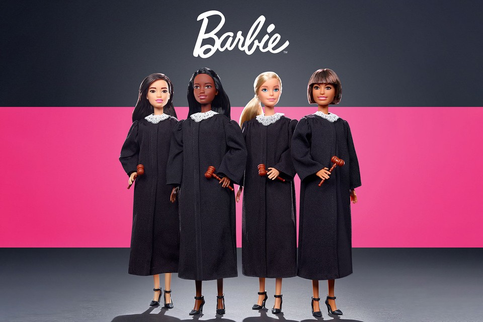 "Barbie and GoFundMe Team up to Help Close the ""Dream Gap"" Project"