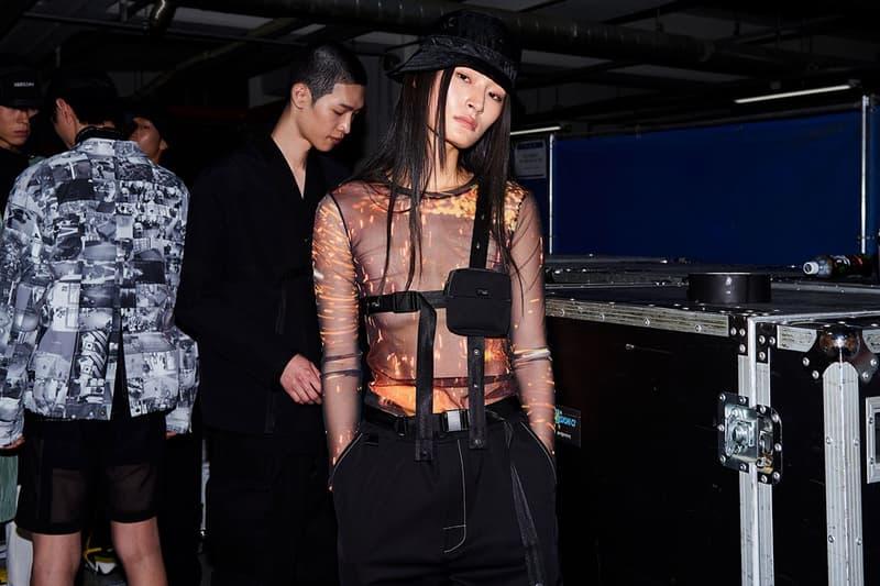 best seoul fashion week ss20 runway shows korean k-fashion sfw iise kijun kye spring summer 2020