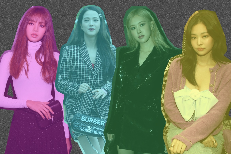 Blackpink Lisa Jennie Jisoo Rose Fashion Month Hypebae