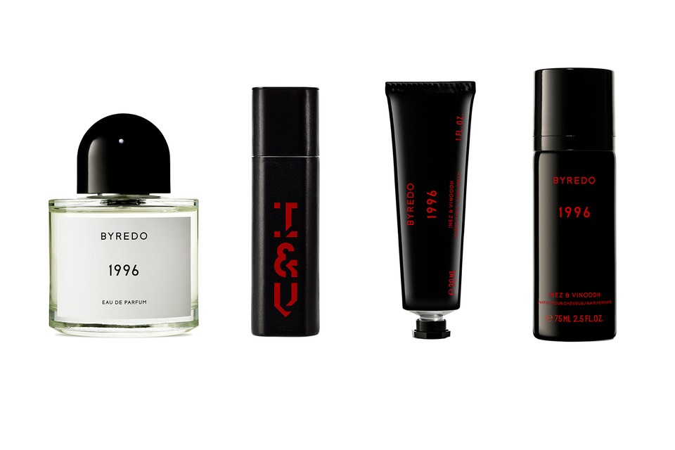 Get Your Hands on Byredo's Latest 1996 Limited-Edition Collection