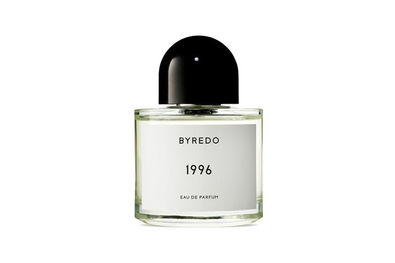 byredo kirsten 1996 limited edition collection hair perfume fragrance travel case hand cream black red