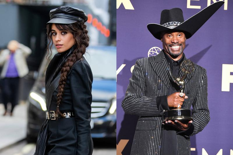 Camila Cabello and Billy Porter Cinderella Cast James Corden Musical Remake Singer Release Date Film Role